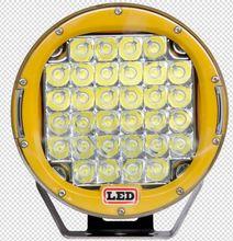 Yellow ring 9inch 96W led driving light, Hotsale C REE ARB Spot 96w led driving light offroad led light bar 96W 111W