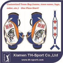 Small MOQ Club Customized Golf Bags
