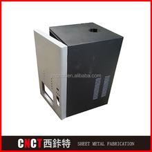 China factory custom galvanized sheet metal box