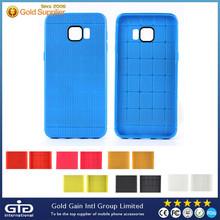[GGIT] Mobile Phone Case for Samsung S6 Edge, Dot View Case Design