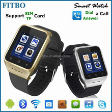 Portable Wearable FTB21 Sync FM, 3G, WIFI, internet watch phone