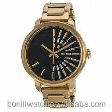 Stainless steel gold watch advertisement of watches