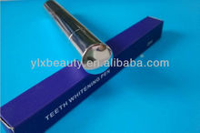 New fashion bright smile teeth whitening pen with OEM package,CP,HP,Non-peroxide available.