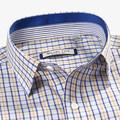 Marca italiana para hombre de las camisas del diseñador para el niño