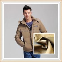 100% Polyester Imitation Shape Memory Fabric for Jacket