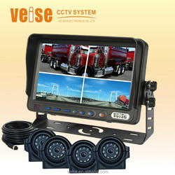 new car accessaries farm tractor monitor rear view camera for peugeot