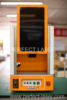 New Technology fiber laser marking machine with protection case