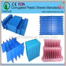 Corrugated plastic box plastic archive box