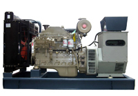 120KVA POWER OEM SINGFO OPEN TYPE DIESEL GENERATOR