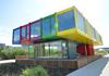 china modern european style villa prefab kit house
