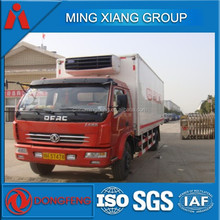 Dongfeng 4x2 mini refrigerator truck for sale