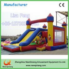 Popular PVC inflatable slide, cheap inflatable water slides wholesale