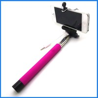 New Improved Model selfie handheld stick,cheap monopod for mobile accessory