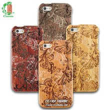 Real Wooden Phone Cover For Mobile Phone Accessories Factory In China