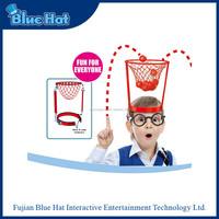 Full ajustable headband hoop toy for fun