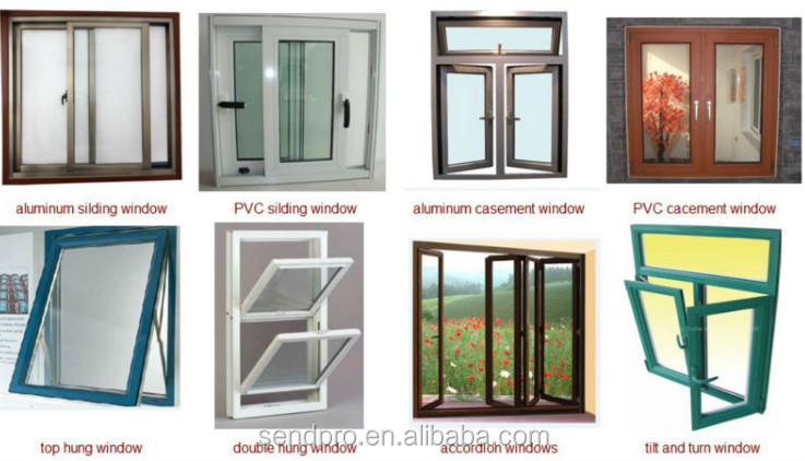 Grilles for windows modern house window grill design metal Price for house windows