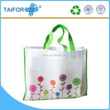 Reusable eco friendly shopping bag