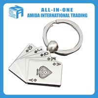 metal and high quality key chain 3d custom key chain