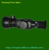 thermal image rifle scope with 6x magnification