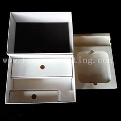 cell phone paper packaging box with high quality