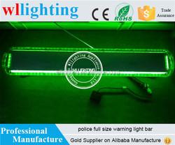 "waterproof green 12V motorcycle led strobe light 1200mm 47"" 88LEDS"
