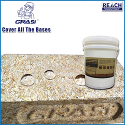 WP1358 Rock walla nd stone building surface coating for pollution resistance