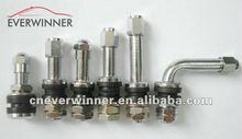 Tubeless metal clamp-in Valves, tire valves V-4, V-5, valve stems