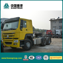 China Made HOWO A7 6X4 Tractor Trucks for Sale
