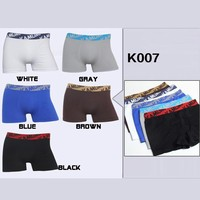 Custom Underwear Manufacture In China Men Boxer Shorts Seamless Man Underwear South Men 90% polyamide 10% elastane