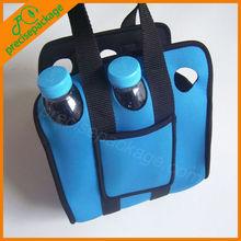 2014 Hot Sell Neoprene Insulated Bottle Cooler Bag