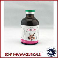 animal medicine farm Poultry/Livestock Gain Weight injectable Multi vitamins
