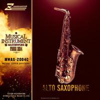 children saxophone/ hand engravings alto saxophone