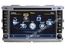 WITSON FOR KIA FORTE 2010 CAR DVD GPS PLAYER WITH A8 CHIPSET DUAL CORE 1080P V-20 DISC WIFI 3G INTERNET DVR SUPPORT