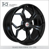 China supplier wholesale car alloy wheels rim 20 DK06-209501