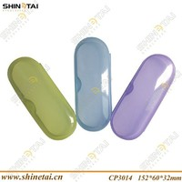 Colorful Firm Plastic Optical Crystal Eyewear Case