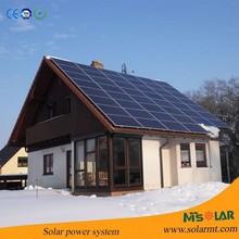 For home use off grid solar generator 5000 watt