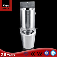 2015 Stainless steel wc toilet parts