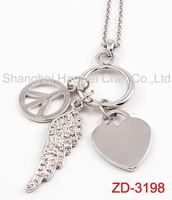 ZD-3198 Factory supply different types planet necklace in many style