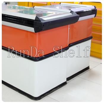 Checkout Counters (4)