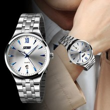2015 double size quartz watches women and men in the box