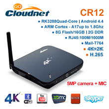 Quad core Android TV Box with 2G RAM 8G ROM android TV box