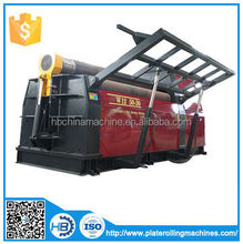 Four roller Roller machine specification,hydraulic thick plate bending machine,Four roller Used steel roller machine for sale