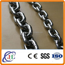 coal mining grade c2082 hinged conveyor chain with attachment