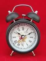 Super quality new arrival simple style simple and fashion expensive alarm clocks