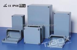 TIBOX durable industrial standard aluminum extrusion electrical enclosure