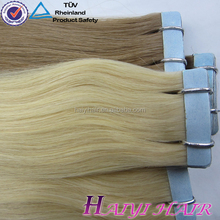 New Arrival Cheap 8 - 30 Inch Hot Selling Hair Alibaba Blue Hair Extension Tape