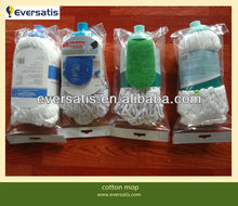 2012 best selling mop with scouring pad