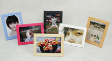 Wholesale ex-factory price high quality baby 12 month photo frame high-end picture frame glass photo frame