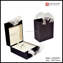 Newest luxury jewelry case for ring box