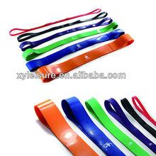 latex loop resistance band,latex exercise loop band